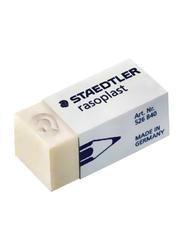 Staedtler 526 B40 Rasoplast Eraser, White