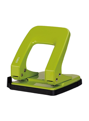 Deli Metal Hole Punch, Green
