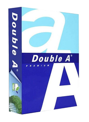 Double A Premium 80GSM Printer Paper, A3 Size, White