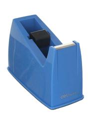 Deli Tape Dispenser, Blue/Black