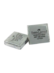 Faber-Castell Kneadable Art Eraser, Grey