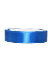 Satin Ribbon, Blue
