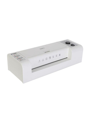 Deli A4 Laminating Machine, White