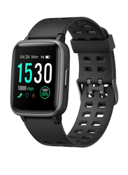 Memorii 39.02mm Smartwatch, Black Case with Black Band