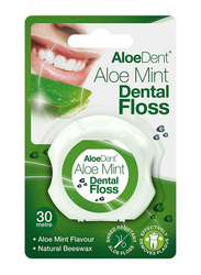 AloeDent Dental Floss, 30 Meters