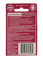 Durex Performax Intense Condom, 3 Pieces