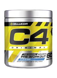 Cellucor C4 Original Pre-Workout Dietary Supplement, 390gm, Icy Blue Razz