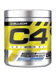 Cellucor C4 Original Pre-Workout Dietary Supplement, 390gm, Icy Blue Razz