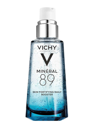 Vichy Mineral 89 Hyaluronic Acid Face Moisturizer, 50ml