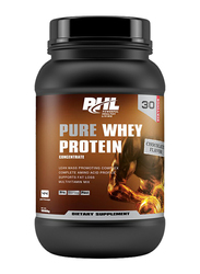 PHL Pure Whey Protein 30 Servings Powder, 1080g, Chocolate