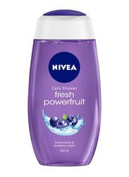 Nivea Power Fruit Fresh Shower Gel, 250ml