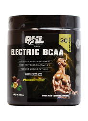 PHL Electric BCAA 30 Servings Powder, 270g, Passion Fruit