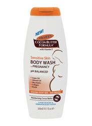 Palmer's Cocoa Butter Formula Sensitive Skin Body Wash for Pregnancy, 300ml
