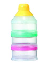 Pigeon BPA Free Powder Milk Container, Multicolour