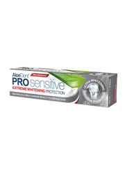 AloeDent Pro Sensitive Extreme Whitening Protection Toothpaste, 75ml