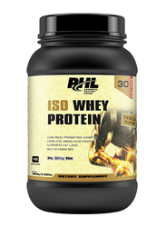 PHL ISO Whey Protein 30 Servings Powder, 1080g, Vanilla