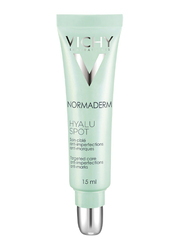 Vichy Normaderm Hyaluspot Acne Spot Treatment, 15ml