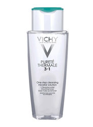 Vichy Purete Thermale 3-in-1 Step Cleansing Micellar Solution, 400ml