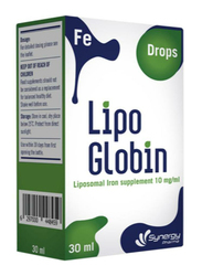 Synergy Lipo Globin Drops, 30ml