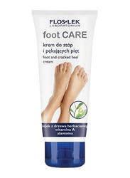 Flos Lek Foot Care Cracked Heel Cream, 100ml