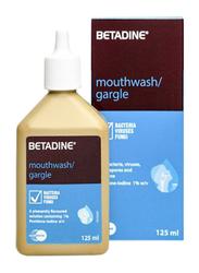 Betadine Mouthwash or Gargle, 125ml