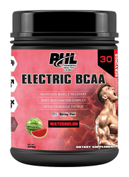 PHL Electric BCAA 30 Servings Powder, 270g, Watermelon
