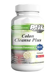 PHL Colon Cleanser Plus, 60 Capsules