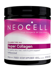 Neocell Super Collagen Type 1 & 3 Dietary Supplement, 6600mg, 198gm