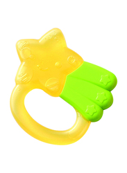 Pigeon Anti-Colic Cooling Teether, Star, Yellow