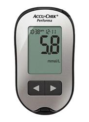 Accu-Chek Performa Blood Glucose Monitor, Silver