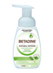 Betadine Natural Defence Tea Tree Oil Hand Wash, 225ml