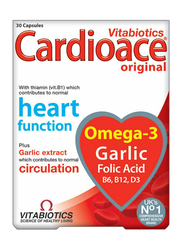 Vitabiotics Cardioace, 30 Capsules