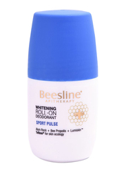 Beesline Apitherapy Sport Pulse Whitening Roll On Deodorant, 50ml