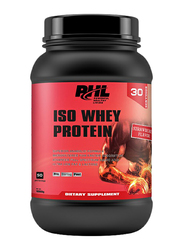 PHL ISO Whey Protein 30 Servings Powder, 1080g, Strawberry