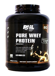 PHL Pure Whey Protein 30 Servings Powder, 1800g, Chocolate