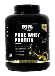 PHL Pure Whey Protein 30 Servings Powder, 1800g, Vanilla