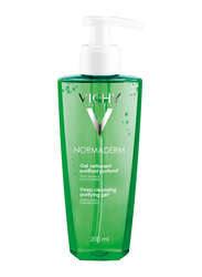 Vichy Normaderm Cleansing Gel, 200ml