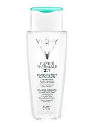 Vichy Purete Thermale 3-in-1 Step Cleansing Micellar Solution, 200ml