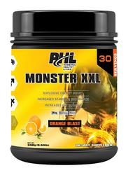 PHL Monster XXL 30 Servings Powder, 240g, Orange Blast