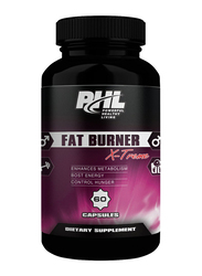 PHL Fat Burner, 60 Capsules