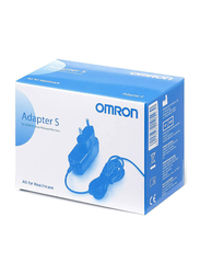 Omron AC Adapter for Omron Blood Pressure Monitors, Black