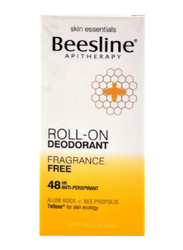 Beesline Apitherapy Frag Free Whitening Roll On Deodorant, 50ml