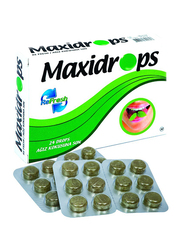 Maxidrops Refresh Mouth Drops, 24 Drops