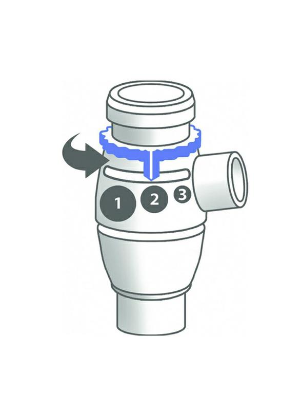 Omron A3 Complete Compressor Nebuliser, 1 Piece