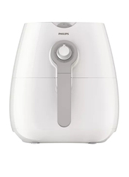 Philips Daily Collection Air Fryer with Rapid Air, 1245W, HD9216, White