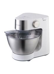Kenwood Prospero Electric Kitchen Machine with Stainless Steel Bowl, 900W, KM281, White