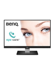 BenQ 23.8 Inch FHD LED Desktop Monitor, GW2406Z, Black