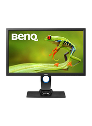 BenQ 27 Inch QHD LED Photographer Monitor, SW2700PT, Black