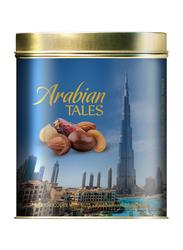 Arabian Tales Burj Khalifa Milk Chocolate with Nuts, 200g