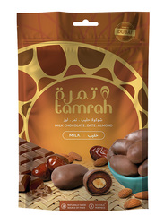 Tamrah Milk Chocolate Covered Date with Almond, 500g